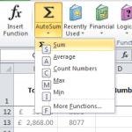 Excel KeyTips