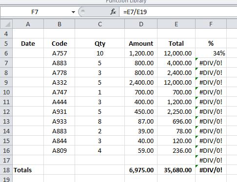Eval formulas 1st screenshot