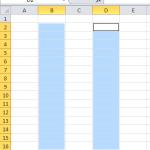 Excel – Ranges