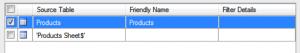 Ch 2 - 13 - Excel PowerPivot Sources Table