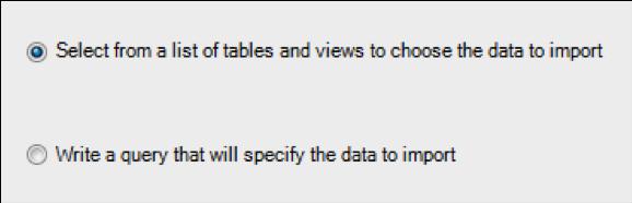 Ch 2 - 3 - Excel PowerPivot Database Connector - Step 2