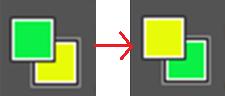 Photoshop - colour square 2