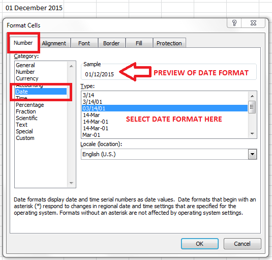 Excel For SEO - Ch 3 - 2 Formatt Cells Dialogue Box