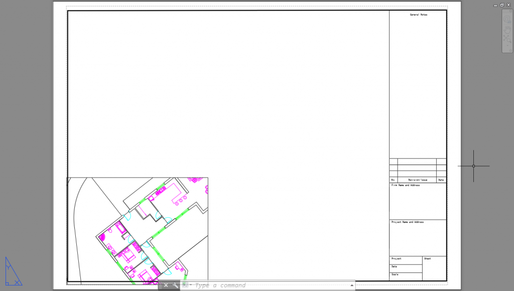 Autocad for architects acuity training autocad training article ch 5 screenshot 8 pronofoot35fo Image collections