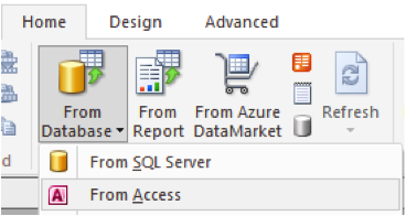 Ch 2 - 1 - Excel PowerPivot DB Access