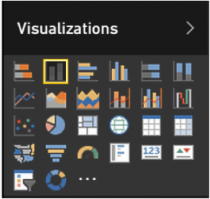 Ch 7 - 5 - Excel PowerBI Visualisations New Visualisation Palette