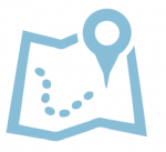 Photoshop Course Category - Map Icon