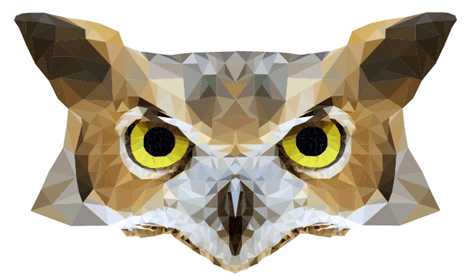 Adobe Illustrator: Create a geometric low poly image