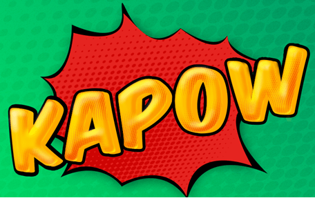 Adobe Photoshop: How To Create Comic Book Text