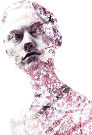 Adobe Photoshop: How to Create a Double Exposure Effect