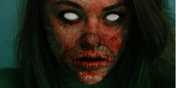 Adobe Photoshop: How to change someone into a zombie!