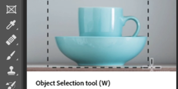 Photoshop: Selecting an Object in Photoshop CC 2020