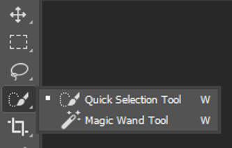 Toggling Between Two Tools
